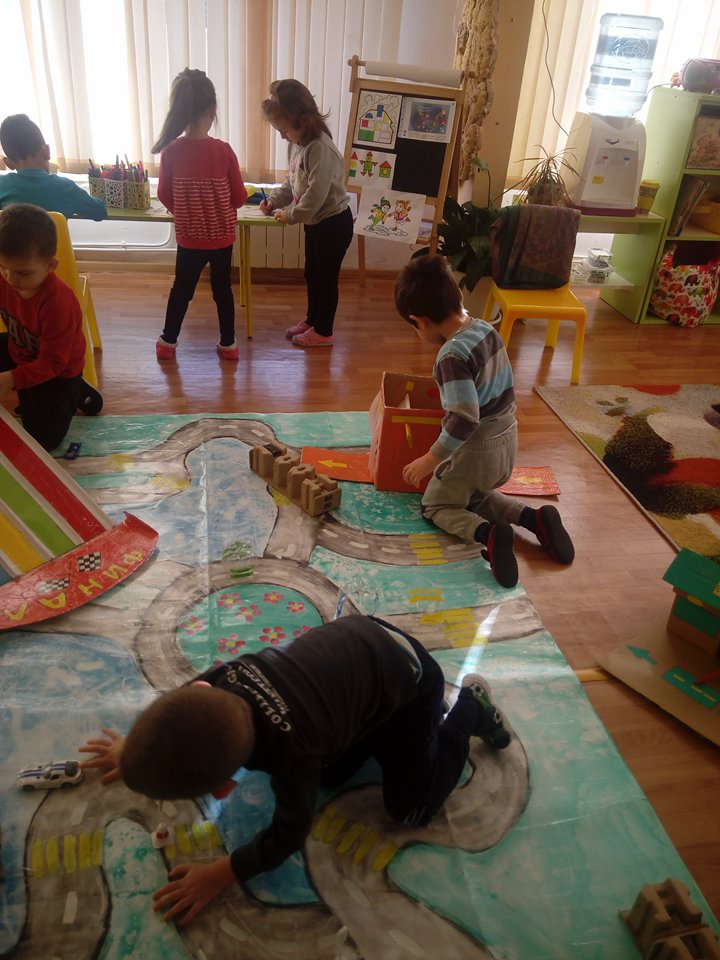 Учителски практики по игрова култура