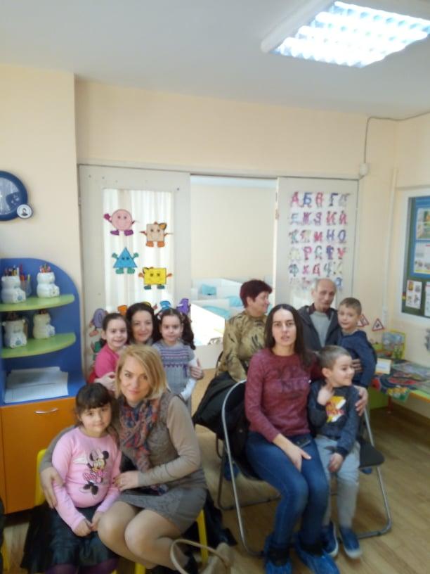 """Ден на отворените врати в ДГ """"Таня Савичева"""""""
