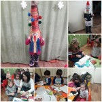Клуб на родителя - изработване на карнавални и кукерски маски